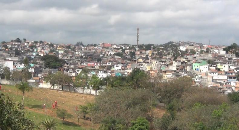 Vista do Jardim São Luís